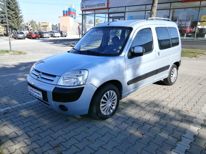 CITROEN BERLINGO 1,6 HDI LEADER